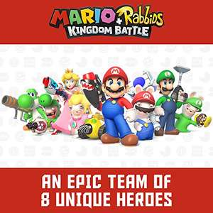 Amazon: Mario + Rabbids: Kingdom Battle
