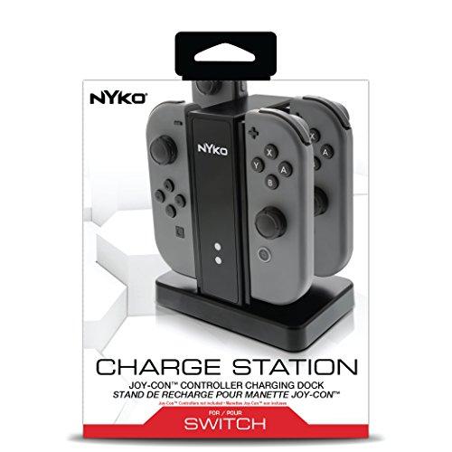 Amazon: Nyko estación de carga para Nintendo + Prime