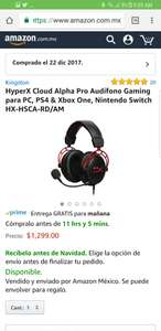 Amazon: HyperX Cloud Alpha Pro