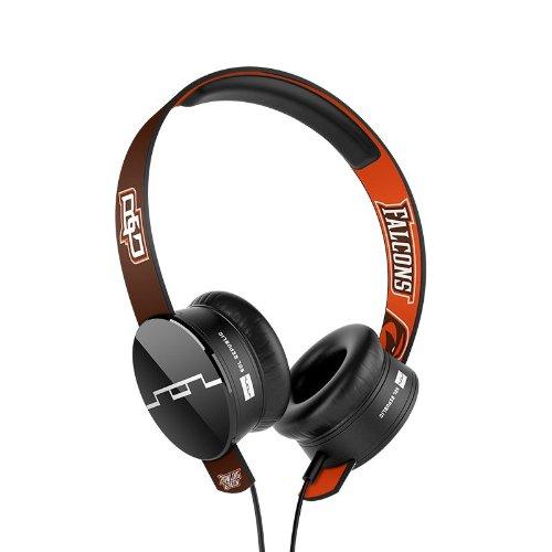 Amazon: Sol Collegiate Serie Tracks – Auriculares de diadema con tres botón de control remoto y micrófono, Bowling Green, Verde (Solo ese modelo)