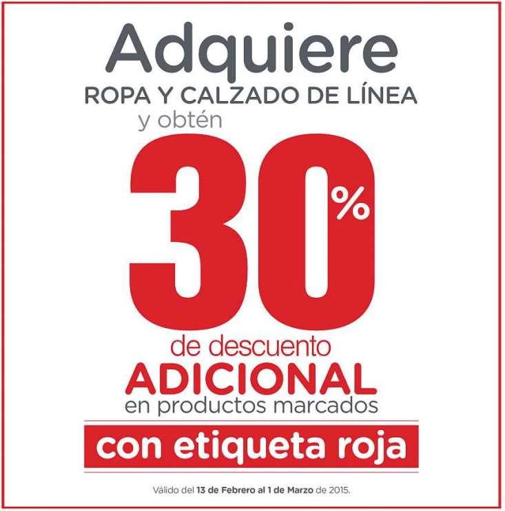 Martí: 30% de descuento extra en mercancía rebajada comprando mercancía de línea