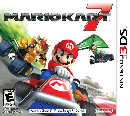 Amazon: Mario Kart 7 - Nintendo 3DS - Standard Edition (más $100 de envío)