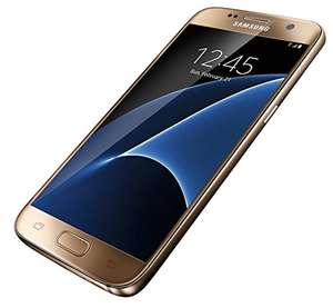 Amazon: Samsung Galaxy S7 32GB Dorado Reacondicionado (vendido por un tercero nuevo)