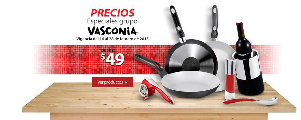 Walmart.com.mx Oferta en productos Vasconia