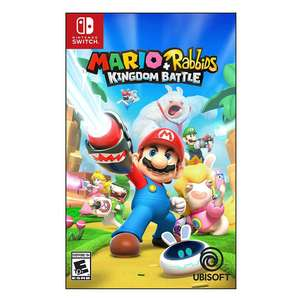 Walmart: Mario Rabbids Kingdom Battle + Envio Gratis