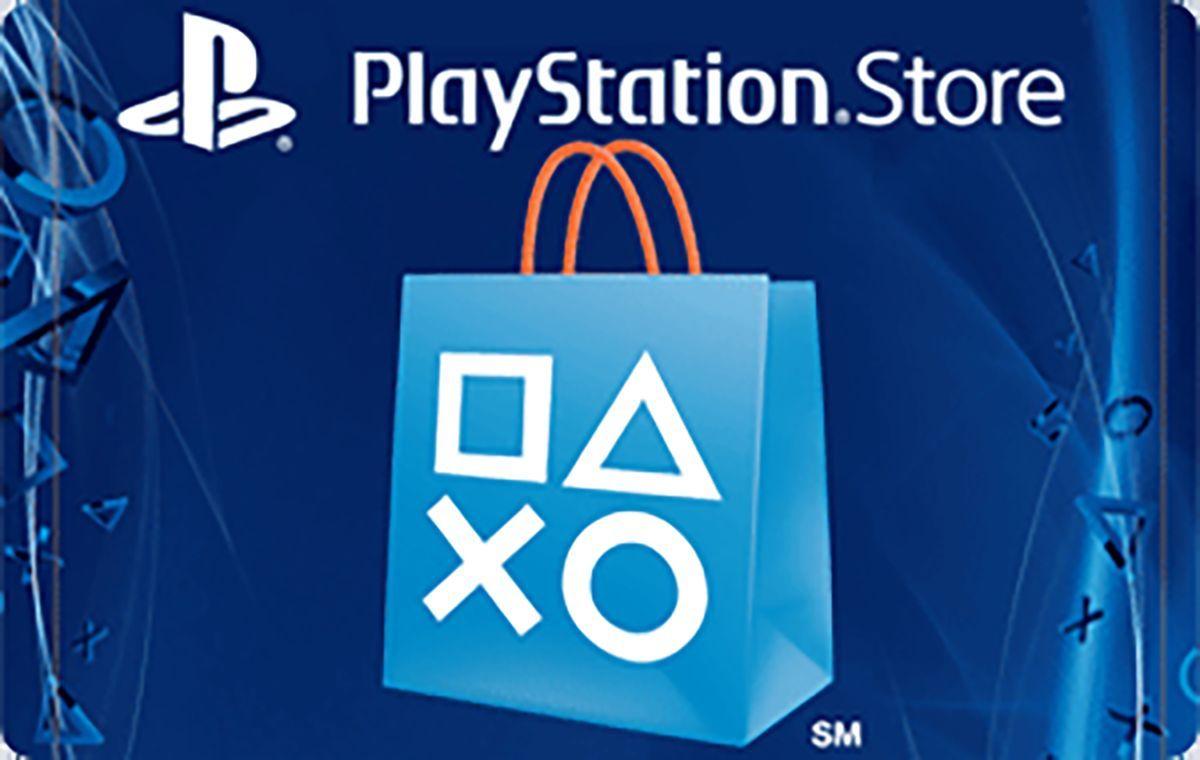 ebay: tarjeta de US$50 para PlayStation Store a US$40 (envío por email)