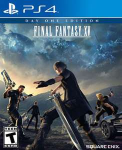 Mixup: Final Fantasy XV - Day One Edition (PS4)