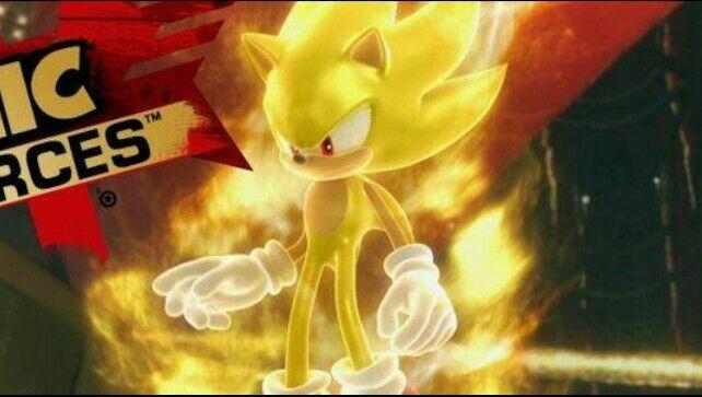 PSN Super Sonic DLC - Sonic Forces GRATS por tiempo limitado