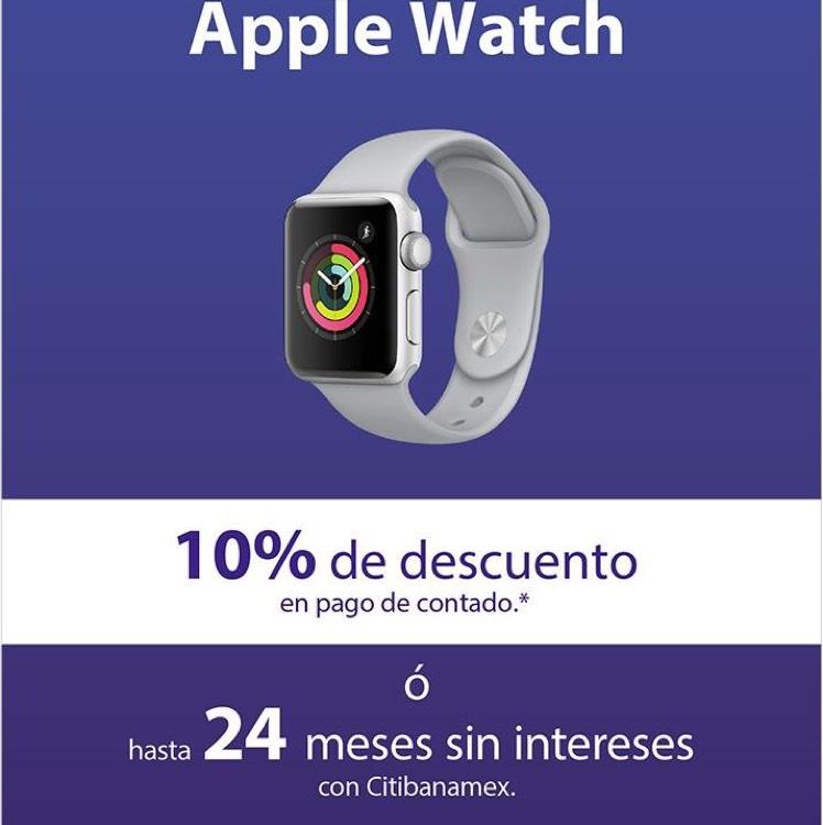 Ishop: Apple Watch 10% off o 24 MSI