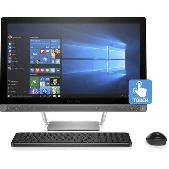 HP Tienda en linea: descuentos de hsta el 50% Ejemplo All In One HP Pavilion 24-b216la de 29,999 a 14,999.
