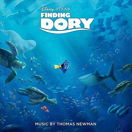 Amazon MX CD Soundtrack de Buscando a Dory