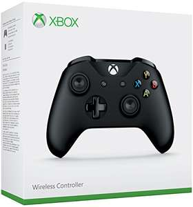 Amazon: Controlador Inalámbrico Xbox One Negro, Standard Edition