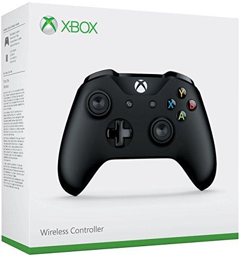Amazon: Controlador Inalámbrico Xbox One Negro, Standard Edition