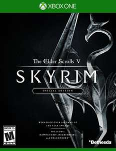 Coppel: Skyrim remastered xbox one