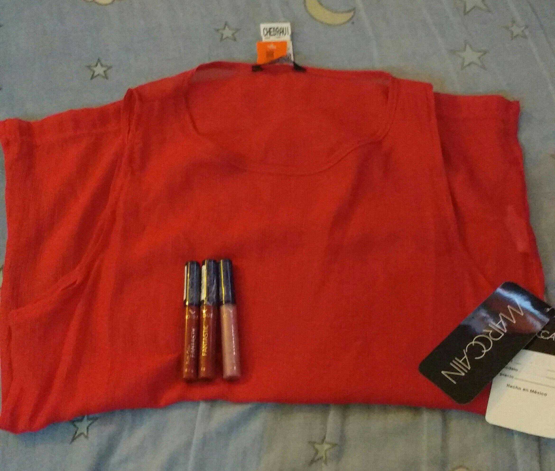 Chedraui: blusa en 10 pesitos