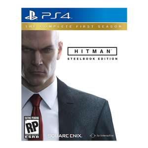 Walmart: Hitman The Complete First Season Steelbook Edition PS4