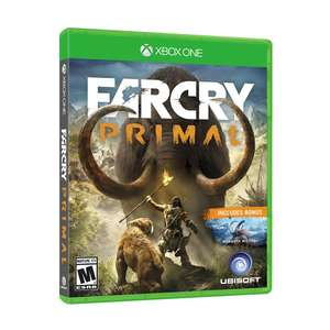 Walmart En Linea: Far Cry Primal para Xbox One