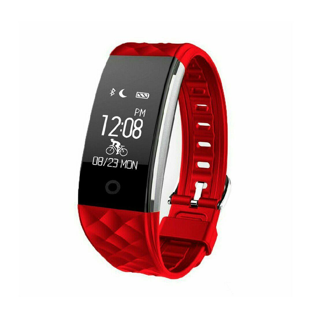 Amazon: Smartwatch tipo Pulsera Fitband, con Podómetro, Contador de Calorías y Kilómetros REDLEMON