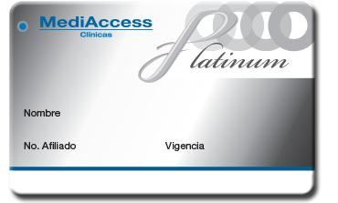 Mediaccess: Consultas médicas de primer contacto sin limite por un año (5 personas) $1,392