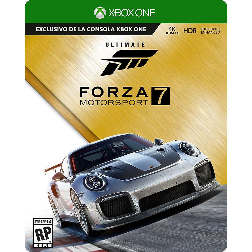 Elektra: Forza Motorsport 7 Ultimate con cupones