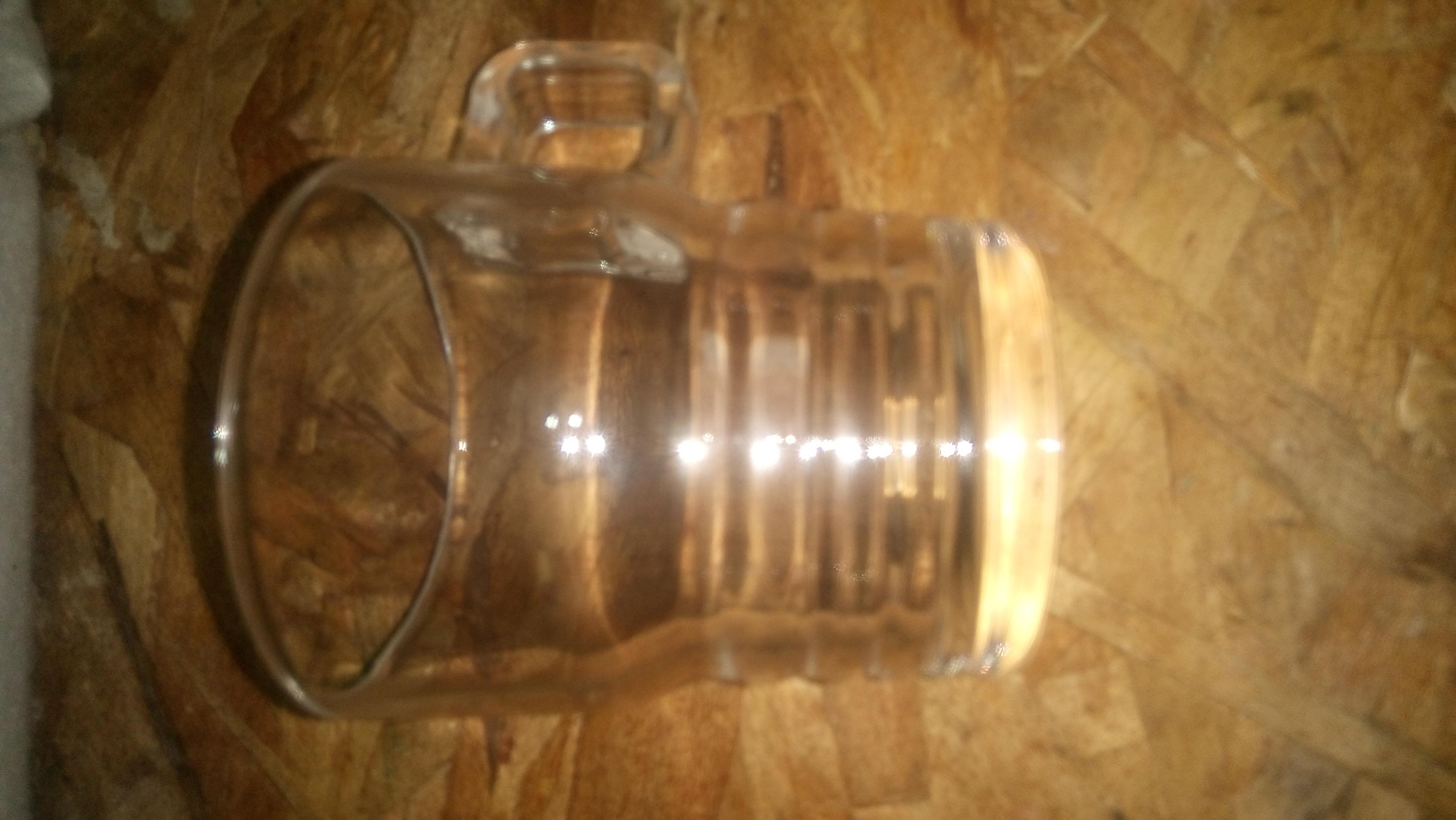Soriana Hiper: tazas de vidrio a $3