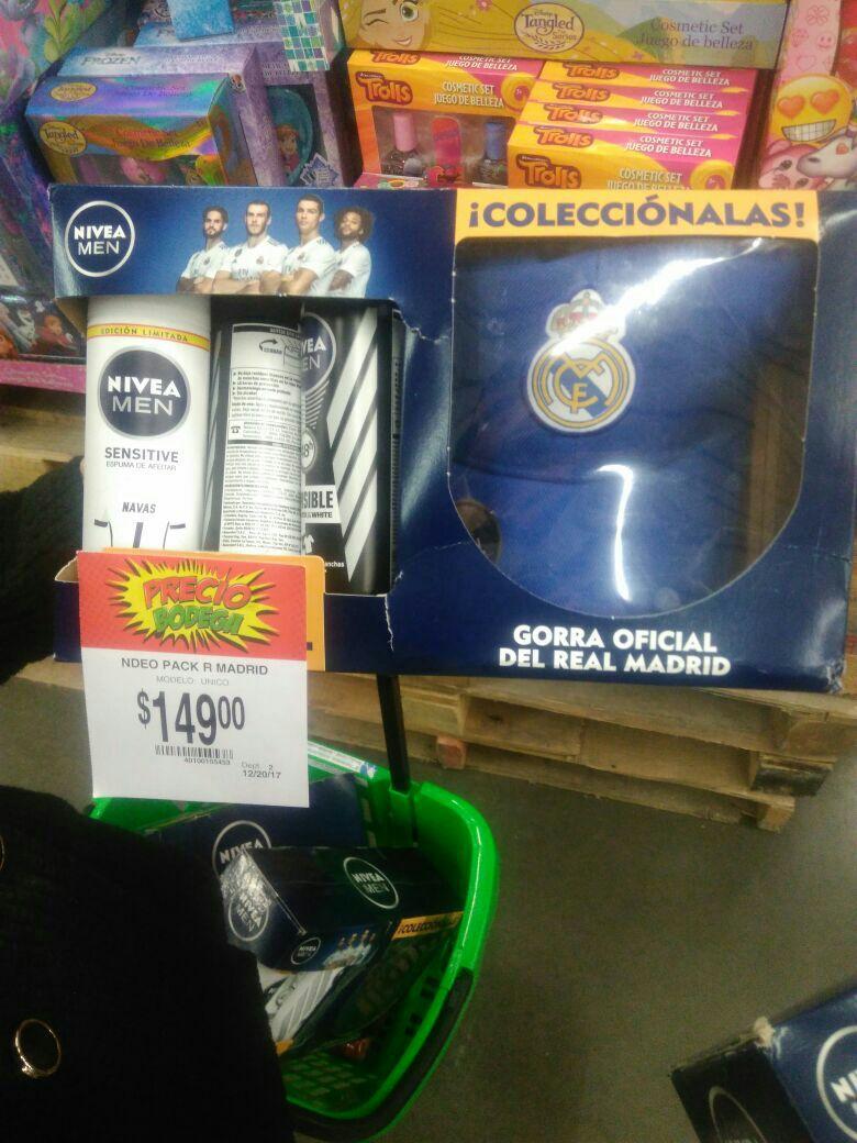 Bodega Aurrerá: Paquete Antitranspirantes Nivea