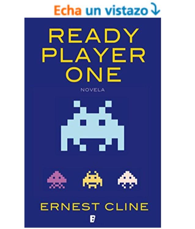 Amazon Kindle: Ready one player de 116 a solo 29 pesos