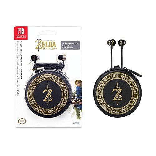 Amazon: Audifonos de Zelda con 50% de descuento