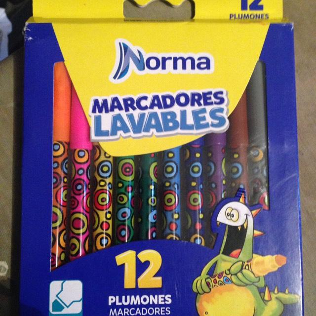 Walmart adelitas Ciudad Victoria: liquidación plumones norma+ promonovela