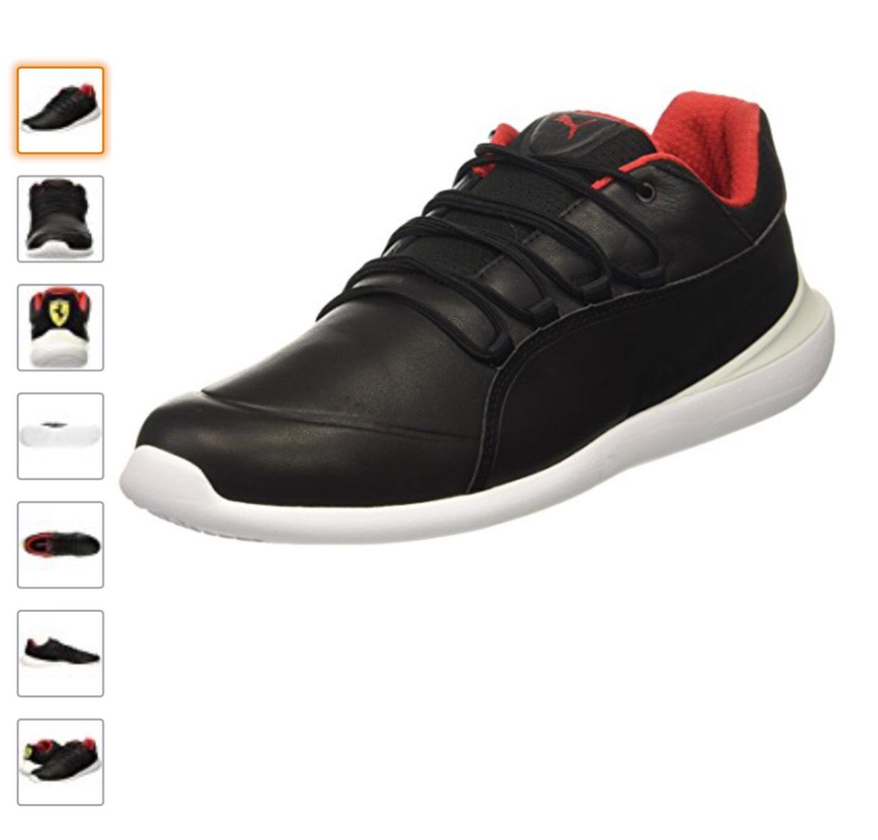 Amazon: Tenis PUMA Men's SF Evo Cat Sneaker talla 13 Us Desde $595