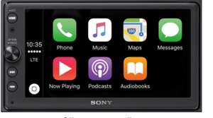 Bestbuy: Autoestéreo con Car Play / Android Auto XAV-AX100