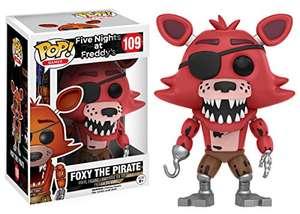 Amazon: Funko Figura, POP Games: FNAF, Foxy The Pirate