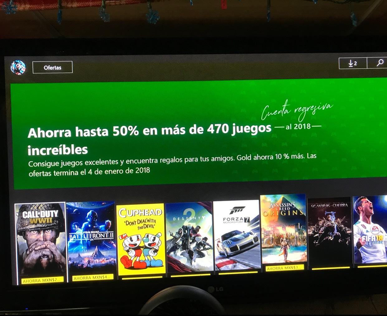 Microsoft Store: Variedad de juegos a buen precio!