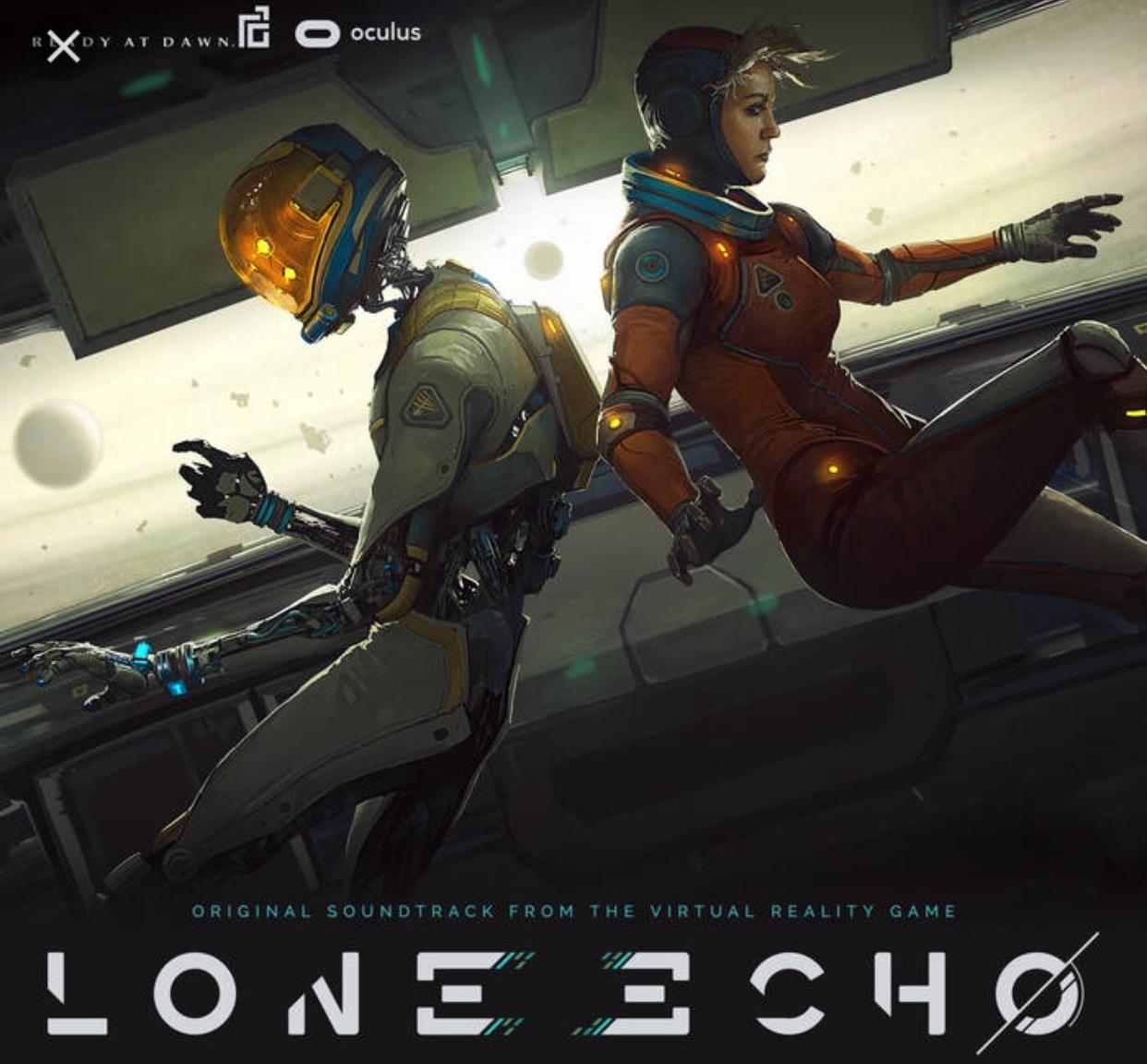 Oculus: Lone echo