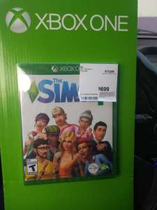 Sam's Club: Sims 4 para Xbox One
