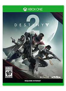 Amazon: Destiny 2 Xbox One