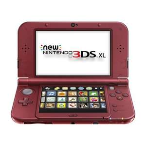 Amazon México New Nintendo 3DS XL Rojo