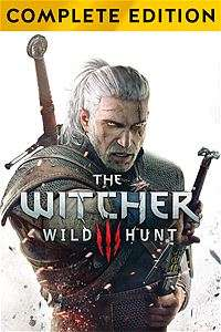 Microsoft Store: The Witcher 3: Wild Hunt – Complete Edition Para Xbox One