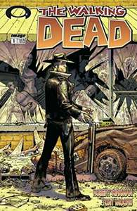 "Amazon Kindle: Tomo ""The walking dead # 1"" gratis (inglés)."