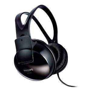 Mixup: Philips SHP 1900 - Auriculares de diadema abiertos, color negro