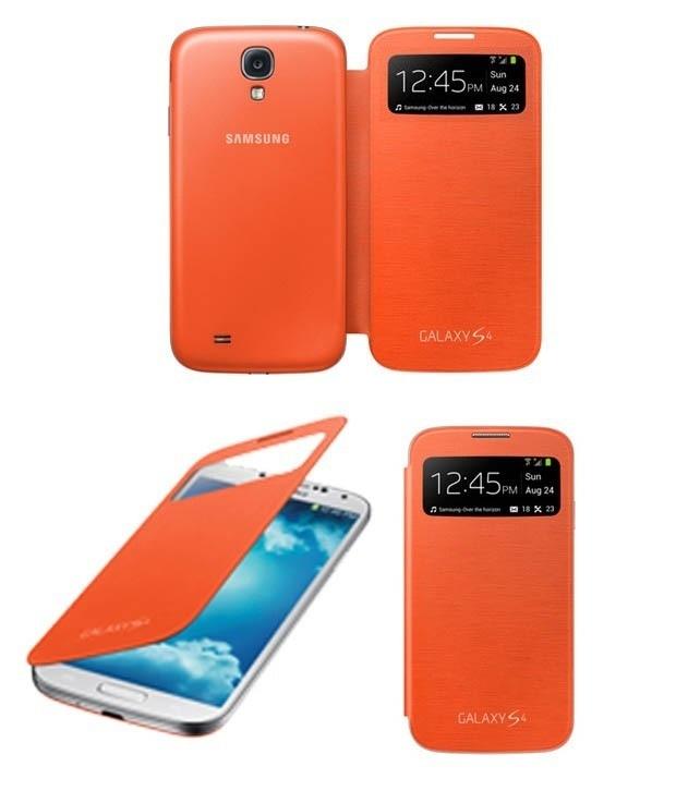 LINIO: Flip cover sview para Samsung Galaxy S4 (CUIDADO NO ES ORIGINAL)
