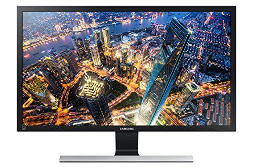 Amazon: Monitor Samsung LU28E590DS/ZX 28 pulgadas 4K (vendido y enviado por un tercero)