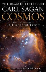 Amazon: Libro Cosmos de Carl Sagan
