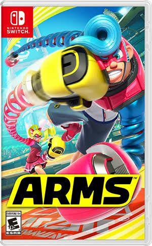 Amazon: Arms para Nintendo Switch - Envío gratis