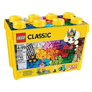 Amazon: LEGO Caja Grande de Bricks Creativos + Set de 41 piezas con Citibanamex