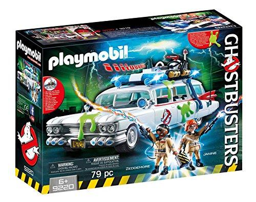 Amazon: Ecto-1 de playmobil aplicando el cupon REYES20 con Citibanamex