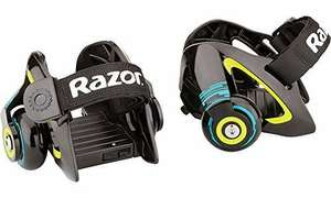 Amazon: Ruedas para calzado, Razor Jetts Heel Wheels