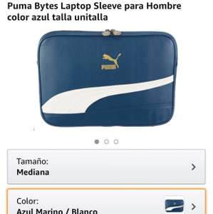 Amazon Prime: funda para laptop Puma