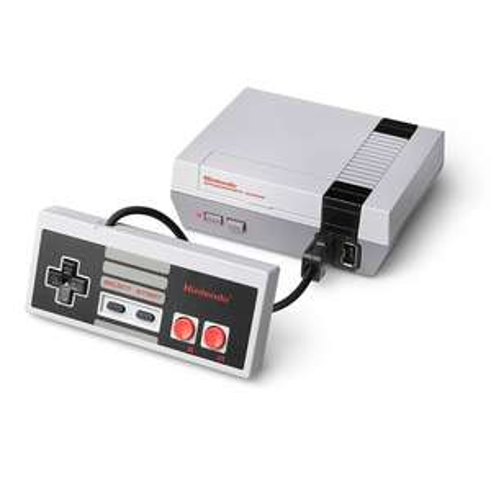 Walmart: Consola NES Mini Nintendo Classic Edition Disponible