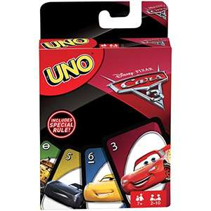 Amazon: Uno Disney Pixar Cars 3